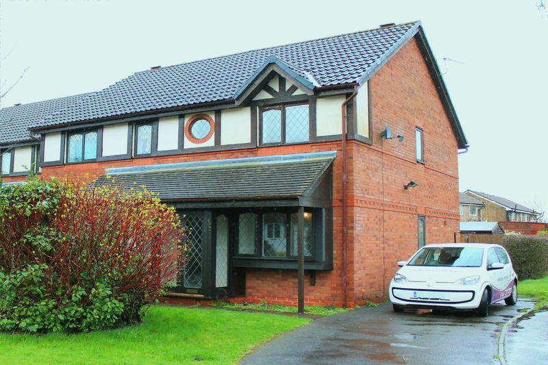 2 Bedrooms Semi Detached House for sale in Llwyn Onn, Tylagarw, CF72 9ET