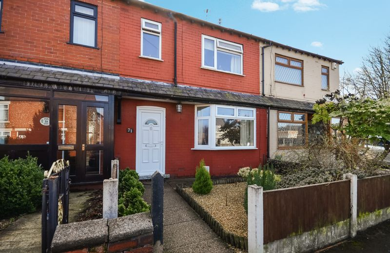 3 Bedrooms Terraced House for sale in 71 Lord Nelson Street, Warrington, WA1 2JF