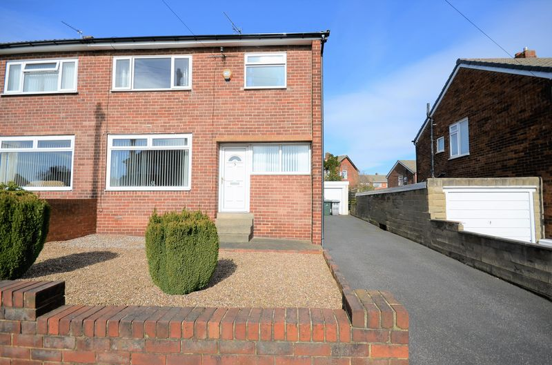 3 Bedrooms Semi Detached House for sale in 5 Patterdale Road, Dewsbury, WF12 7NP