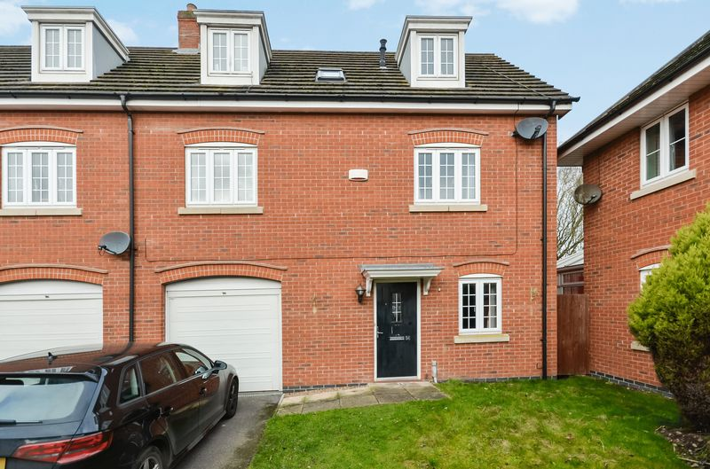 4 Bedrooms Semi Detached House for sale in 56 Kingsdown Road, Lincoln, LN6 0FB