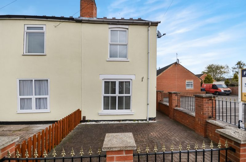 3 Bedrooms Terraced House for sale in 8 Marjorie Avenue, Lincoln, LN6 7SD