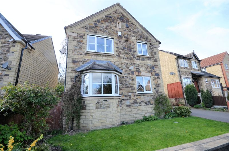 4 Bedrooms Detached House for sale in 3 High View, Sheffield, S5 8YE