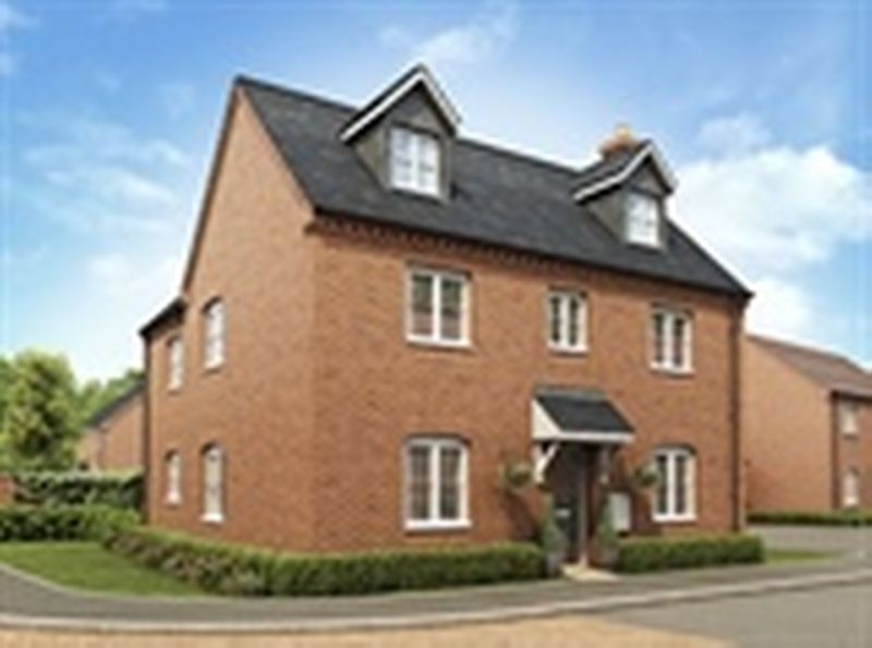 4 Bedrooms Detached House for sale in The Balderton four bedroom home