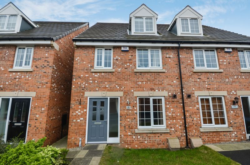 3 Bedrooms Semi Detached House for sale in 50 Noble Road, Outwood, Wakefield, WF1 2ES