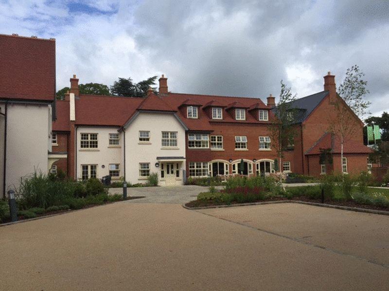 Wykeham Court,Winchester Road, Fareham: ...