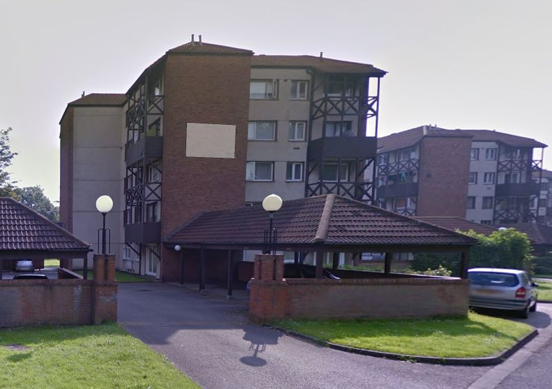 1 Bedroom Flat for sale in Fletcher House, St Johns Green, North Shields