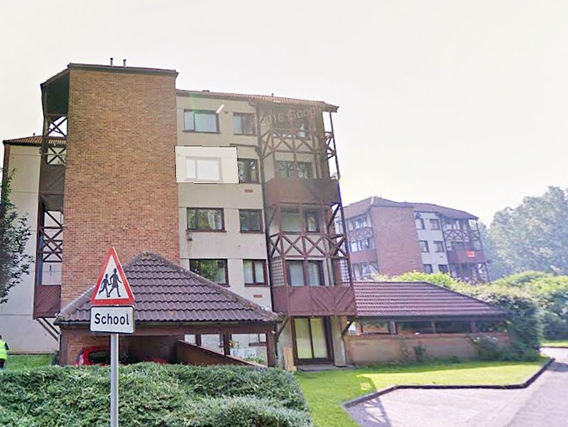 Flat for sale in Hutton House, North Shields