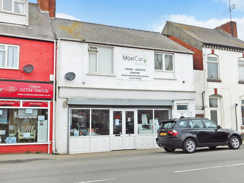 Property for sale in ROMAN BANK, SKEGNESS, LINCS, PE25 1RY