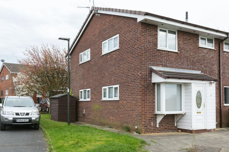 1 Bedroom Terraced House for sale in Bankwood, Shevington, WN6 8EY