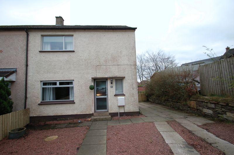2 Bedrooms Terraced House for sale in Clyde Crescent, Lanark