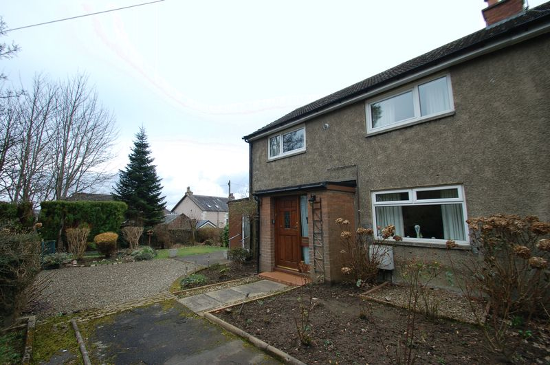 3 Bedrooms Terraced House for sale in Manse Road, Lanark