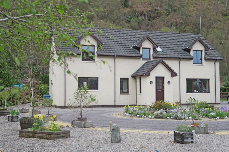 6 Bedrooms Detached House for sale in Erbusaig, Kyle