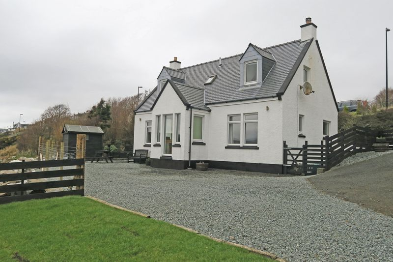 3 Bedrooms Detached House for sale in Kylas, Dunvegan, Isle Of Skye