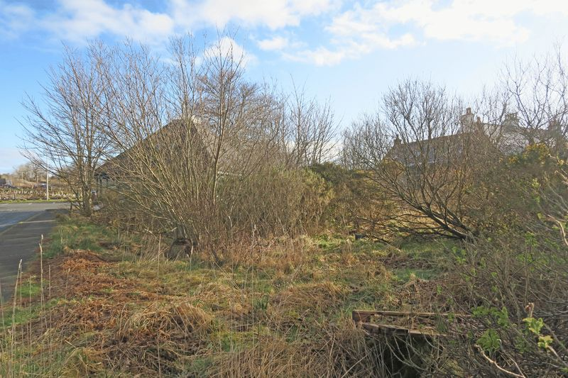 Land Commercial for sale in Plot in Broadford, Isle Of Skye