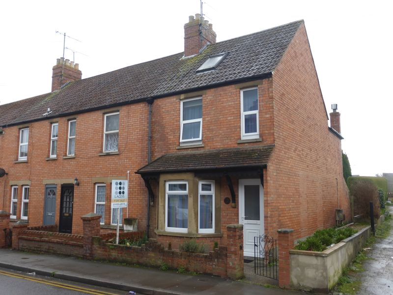 3 Bedrooms Terraced House for sale in Seaton Road, Yeovil
