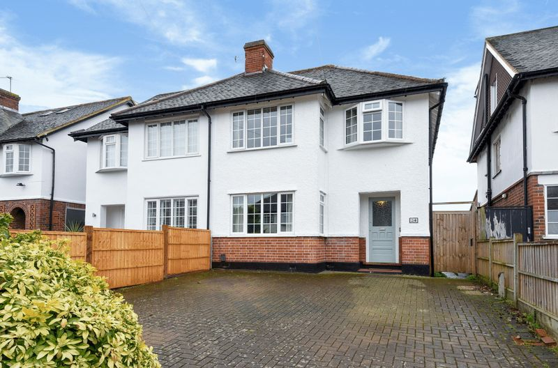 3 Bedrooms Semi Detached House for sale in Vaughan Road, Thames Ditton