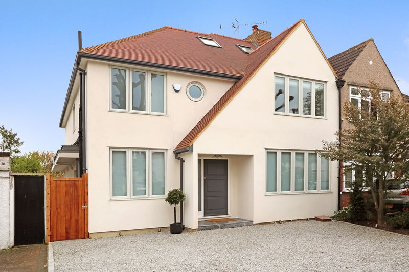 4 Bedrooms Semi Detached House for sale in Elgar Avenue, Surbiton