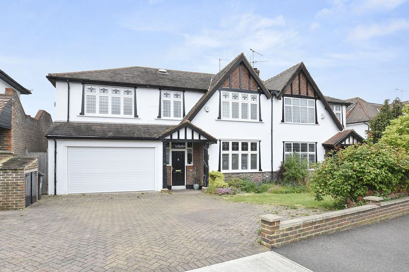 5 Bedrooms Semi Detached House for sale in The Ridings, Surbiton