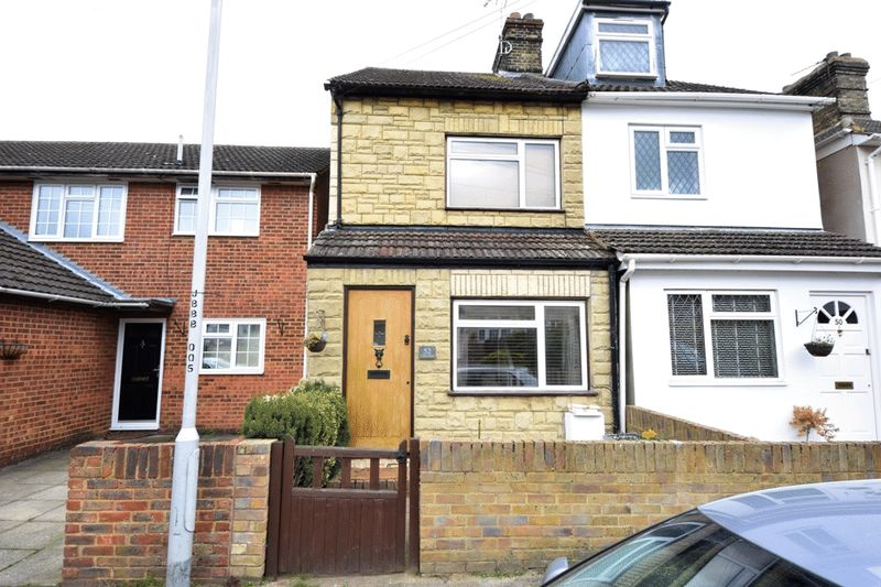 2 Bedrooms Semi Detached House for sale in Bell Lane, Aylesford