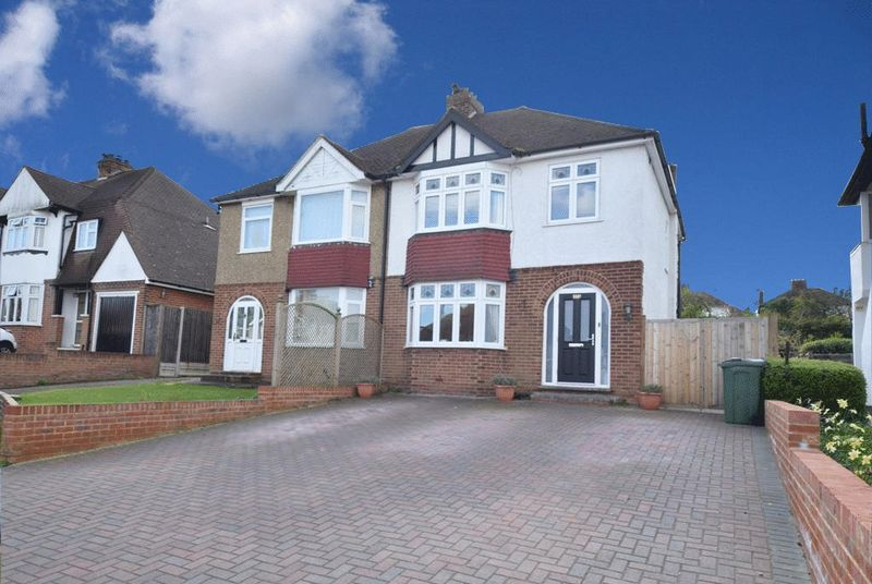 3 Bedrooms Semi Detached House for sale in Penenden Heath, Maidstone