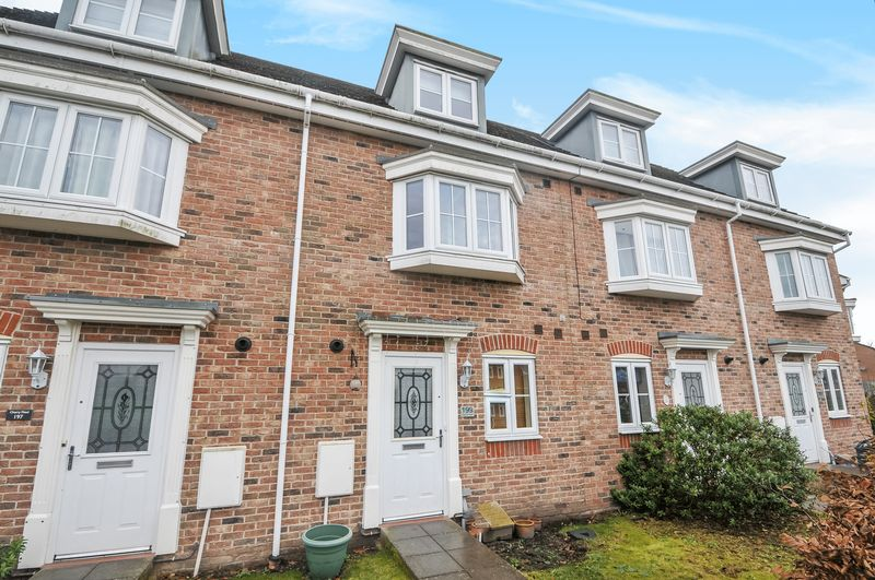 5 Bedrooms Terraced House for sale in Kennet Heath, Thatcham