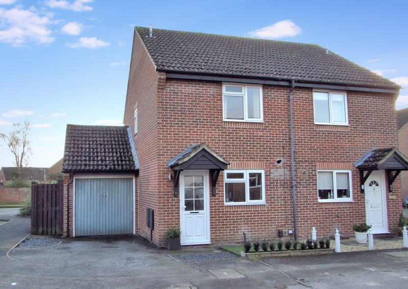 2 Bedrooms Semi Detached House for sale in Siege Cross, Thatcham