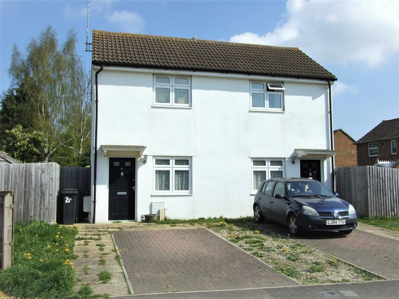 1 Bedroom Flat for sale in Abbott Road, Didcot