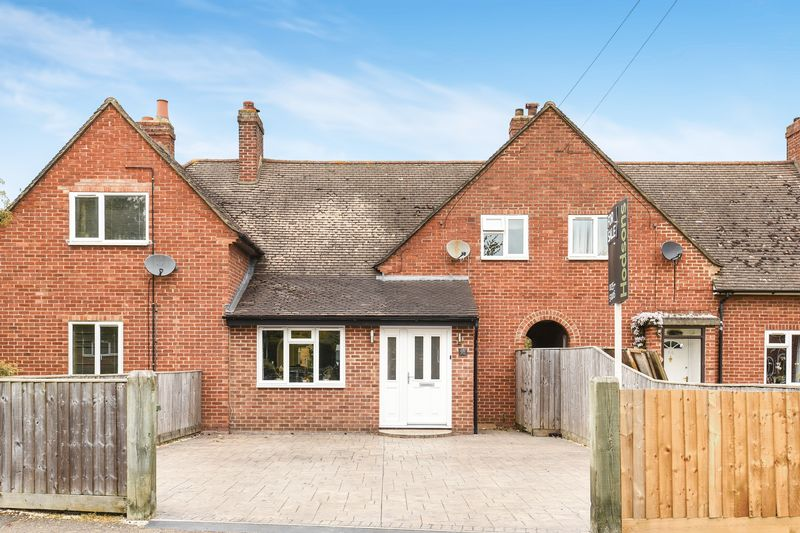 3 Bedrooms Terraced House for sale in Sinodun Road, Didcot