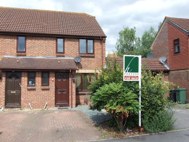 3 Bedrooms Semi Detached House for sale in Hamble Road, Didcot