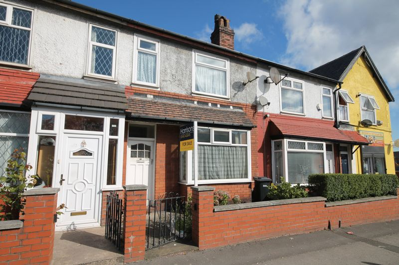 2 Bedrooms Terraced House for sale in Deane Road, Bolton, Lancashire.