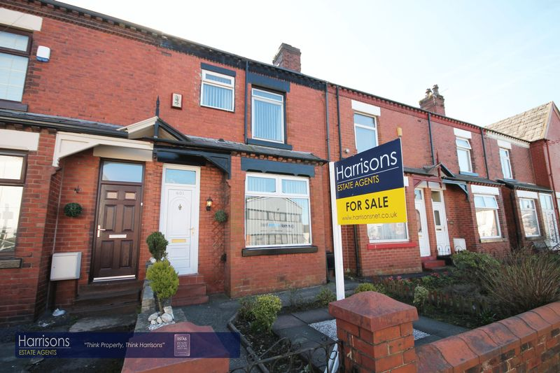 3 Bedrooms Terraced House for sale in St Helens Road, Middle Hulton, Bolton, Lancashire.