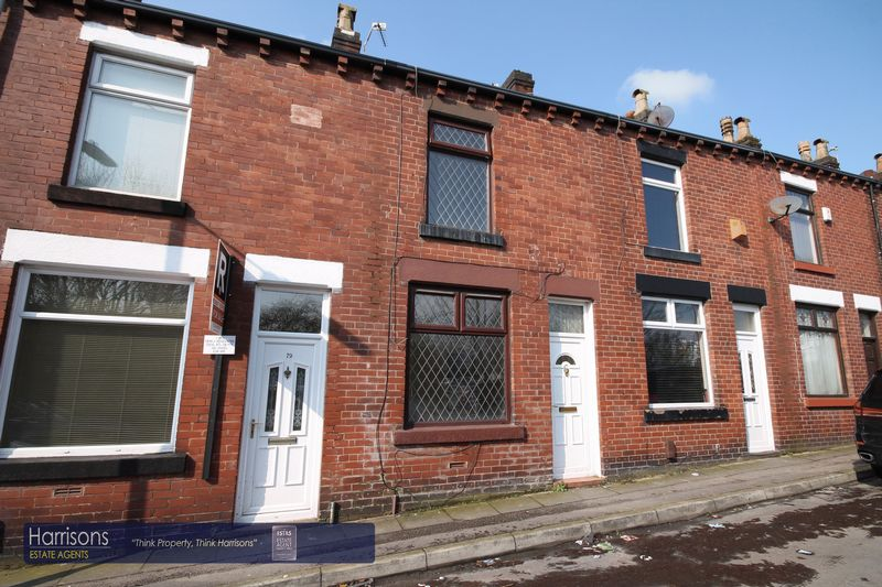 2 Bedrooms Terraced House for sale in Holland Street, Astley Bridge, Bolton, Lancashire.