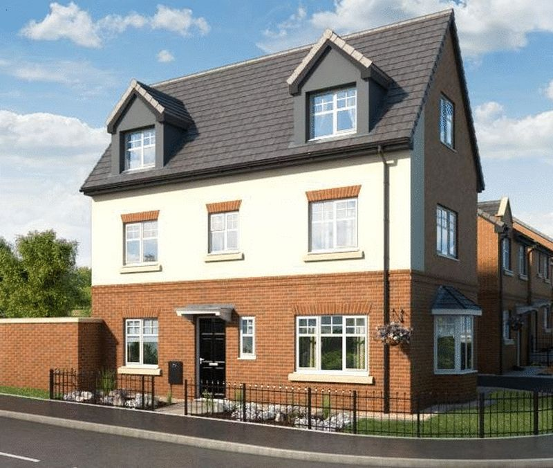 4 Bedrooms Detached House for sale in Gibfield Park Avenue, Atherton, Manchester, Greater Manchester
