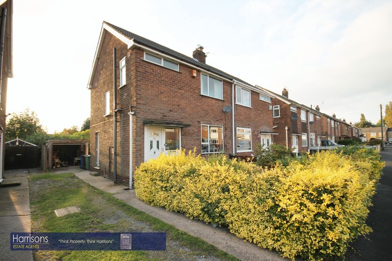 3 Bedrooms Semi Detached House for sale in Hertford Drive, Tyldesley, Manchester, Greater Manchester.