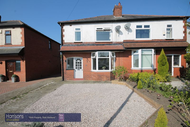 3 Bedrooms Semi Detached House for sale in Newbrook Road, Over Hulton, Bolton, Lancashire.