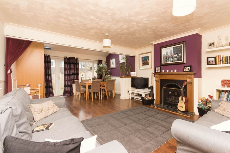 3 Bedrooms Terraced House for sale in Millway, Chudleigh