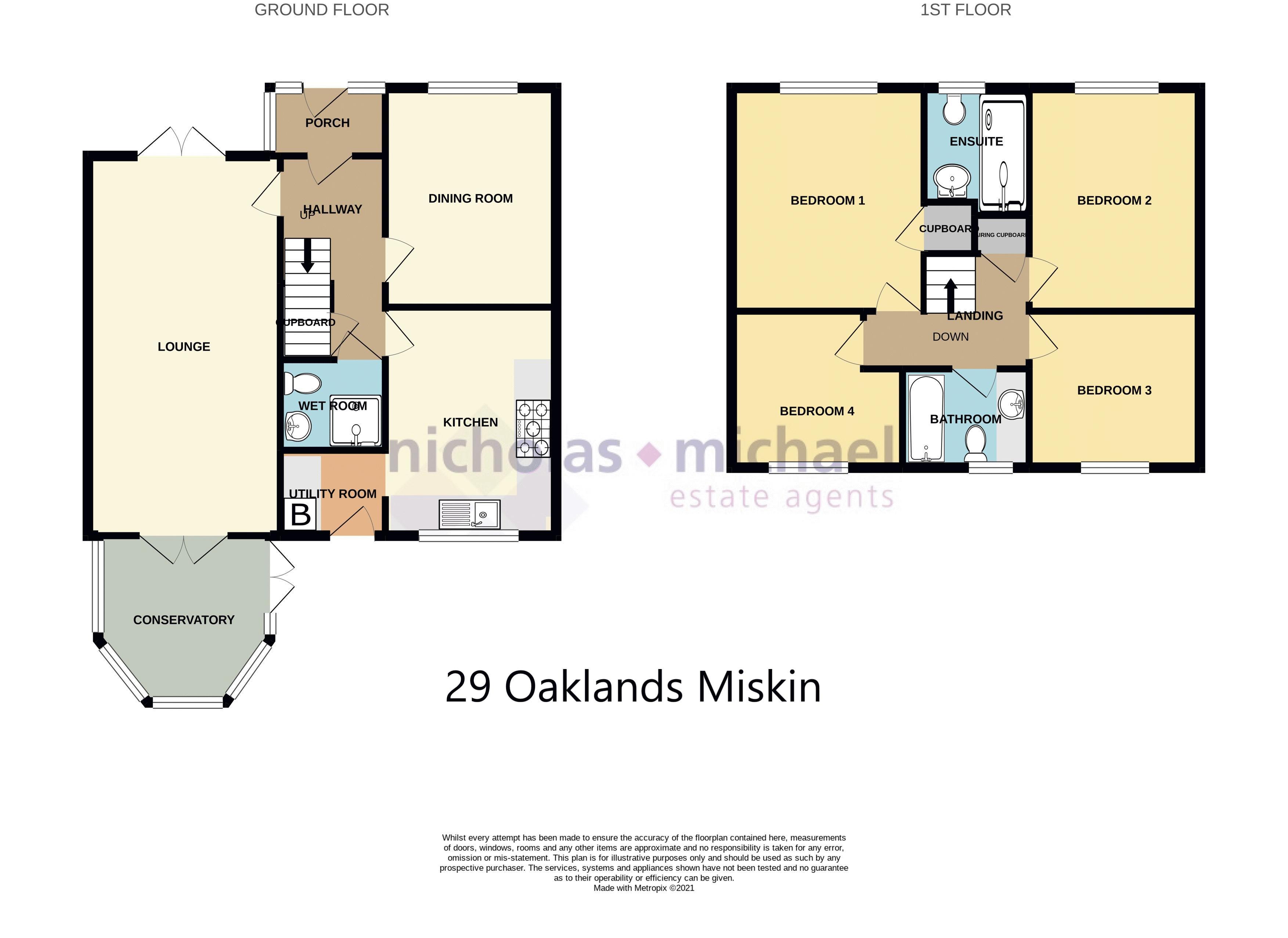 Oaklands Miskin