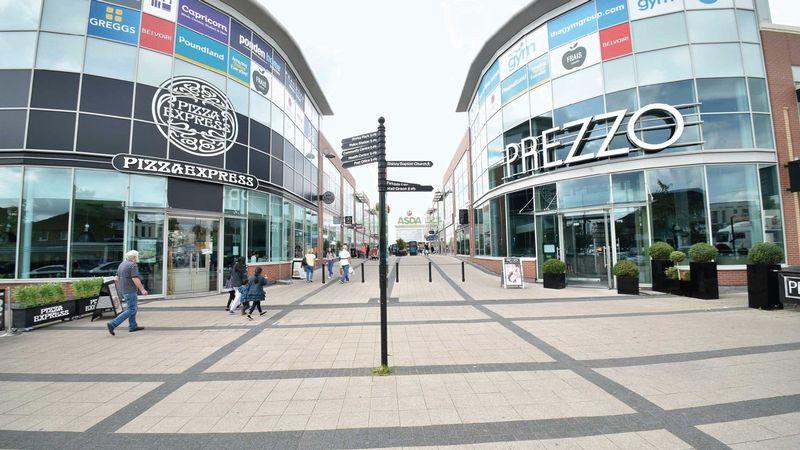 Parkgate Shopping Centre