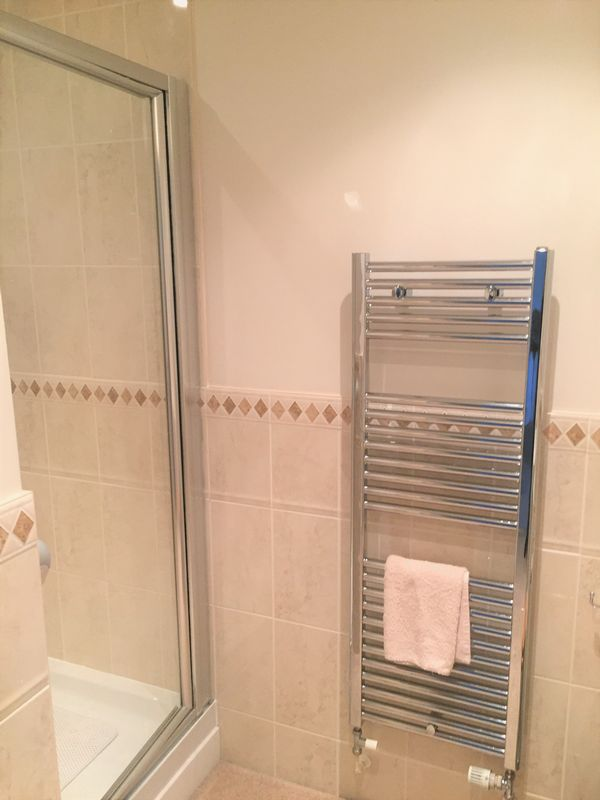 Down Stairs Shower Room
