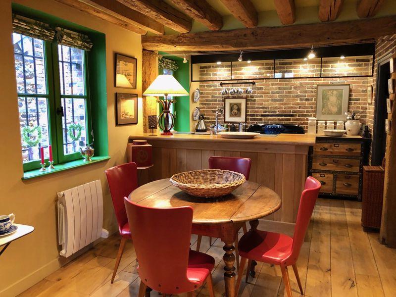 First floor - kitchen/dining