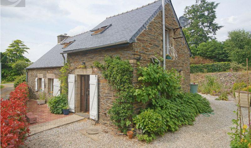 Ste Brigitte, Morbihan