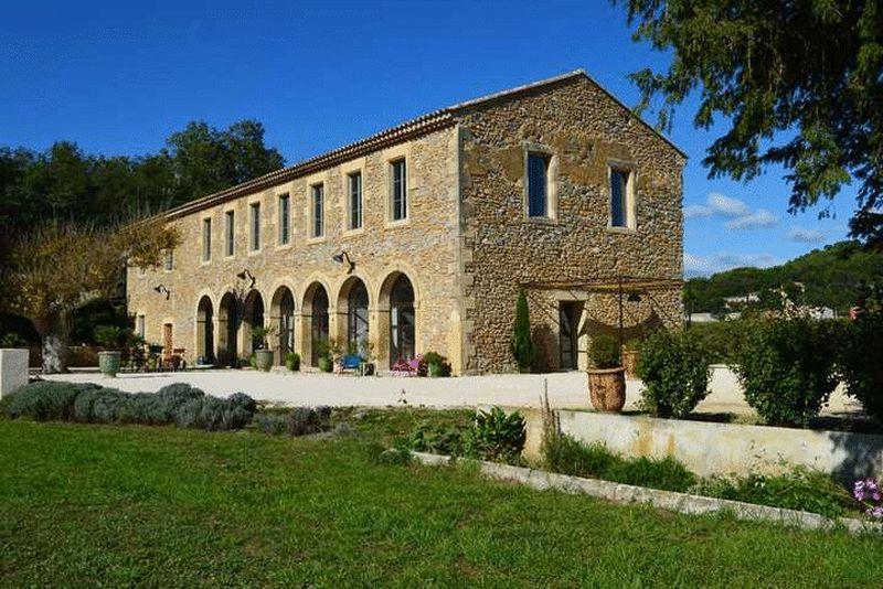Near Laudun-l'Ardoise, Gard
