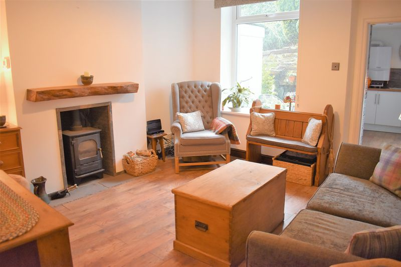 1 Bedroom Terraced House for sale in Wellington Terrace, Burnley Road East, Rossendale, BB4 9QR