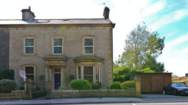 6 Bedrooms Semi Detached House for sale in Oakbank, Haslingden Road, Rossendale BB4 6RX
