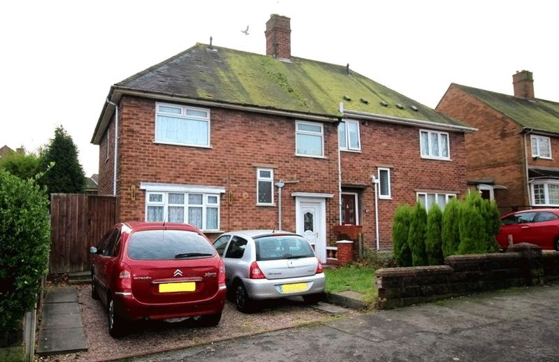 3 Bedrooms Semi Detached House for sale in Robert Wynd, Woodcross