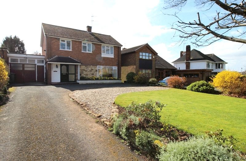 3 Bedrooms Detached House for sale in Gospel End Road, SEDGLEY