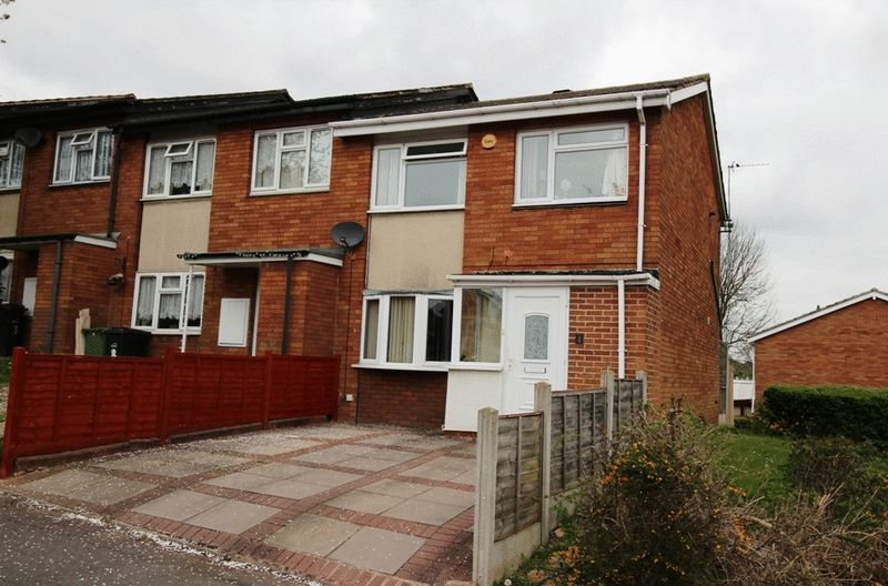 3 Bedrooms Terraced House for sale in Mars Close, Coseley