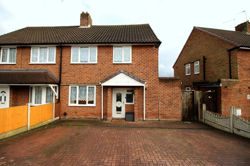 3 Bedrooms Semi Detached House for sale in Beddow Avenue, Coseley