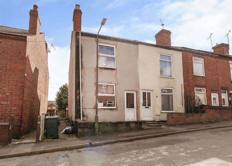 2 Bedrooms Terraced House for sale in Parkin Street, Alfreton