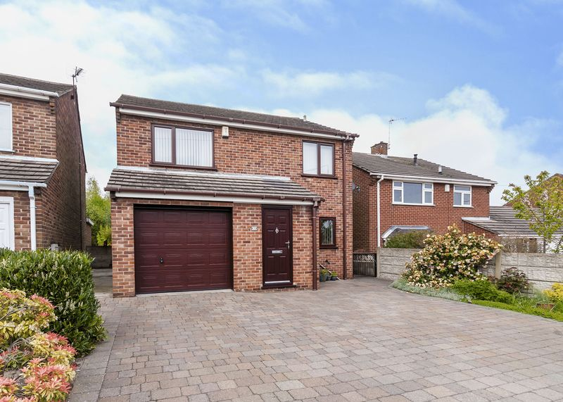 4 Bedrooms Detached House for sale in Birchwood Lane, Alfreton